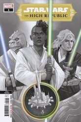 Marvel Comics's Star Wars: The High Republic Issue # 1 - 5th print