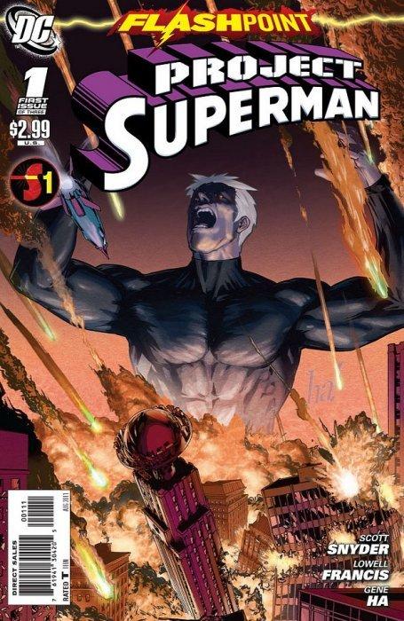 Flashpoint: Project Superman 1 (DC Comics ...