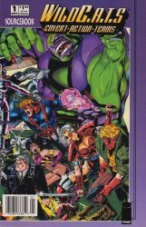 Image Comics's WildC.A.T.S Sourcebook Issue # 1b