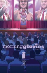 Image's Morning Glories Issue # 42
