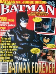 Starlog Group's Comics Scene Presents: Batman and Other Dark Heroes Issue # 1