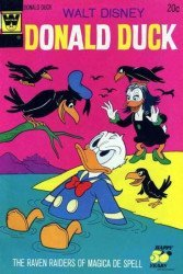 Gold Key's Donald Duck Issue # 153whitman