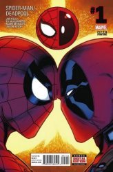 Marvel's Spider-Man / Deadpool Issue # 1p
