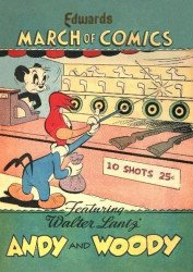 Western Printing Co.'s March of Comics Issue # 76d