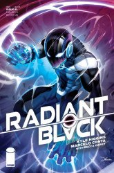 Image Comics's Radiant Black Issue # 1tfaw