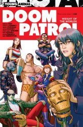 DC's Young Animal's Doom Patrol: Weight of the Worlds TPB # 1