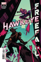Marvel Comics's Hawkeye: Freefall Issue # 2