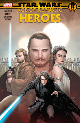 Marvel Comics's Star Wars: Age Of Republic - Heroes TPB # 1