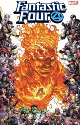 Marvel Comics's Fantastic Four Issue # 13c