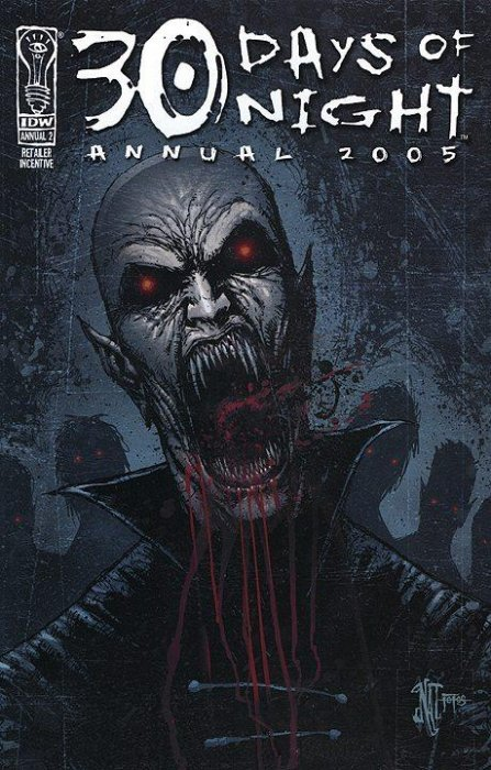 30 Days of Night 1 (IDW Publishing) - ComicBookRealm.com