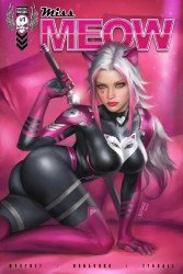 Merc Magazine's Miss Meow Issue # 1comics elite-a