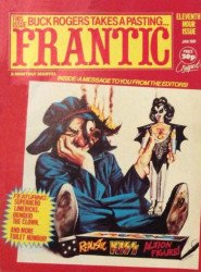 Marvel UK's Frantic Issue # 11