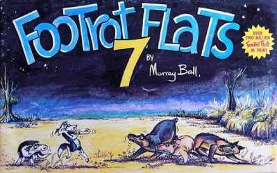Orin Books's FooTrot Flats Soft Cover # 7