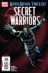 Marvel Comics's Dark Reign: The List - Secret Warriors Issue # 1