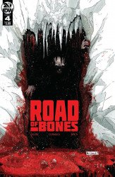 IDW Publishing's Road of Bones Issue # 4