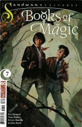 Vertigo's Books Of Magic Issue # 7