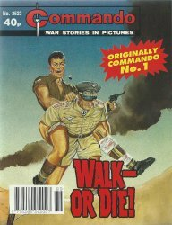 D.C. Thomson & Co.'s Commando: War Stories in Pictures Issue # 2523