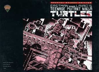 Mirage Studios's Teenage Mutant Ninja Turtles Issue # 1-6th print