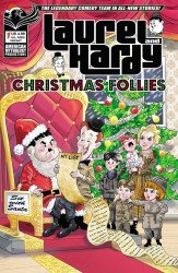 American Mythology's Laurel and Hardy: Christmas Follies Issue # 1b