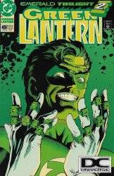 DC Comics's Green Lantern Issue # 49b