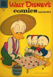 Dell Publishing Co.'s Walt Disney's Comics and Stories Issue # 204b