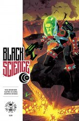 Image Comics's Black Science Issue # 30b