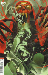 DC Comics's Martian Manhunter Issue # 5b