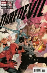 Marvel Comics's Daredevil Issue # 7b