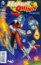 DC Comics's Harley Quinn Issue # 12c