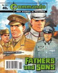 D.C. Thomson & Co.'s Commando: War Stories in Pictures Issue # 2541