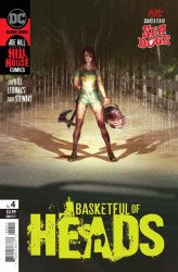 DC Black Label's Basketful of Heads Issue # 4