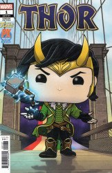 Marvel Comics's Thor Issue # 1funko-a
