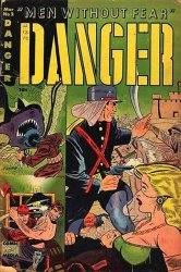 Allen Hardy Associates's Danger Issue # 2