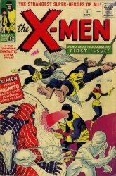 Marvel Comics's The X-Men Issue # 1