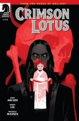 Dark Horse Comics's Crimson Lotus Issue # 1