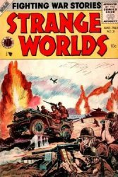 Avon Periodicals's Strange Worlds Issue # 21