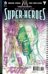 DC Comics's Multiversity: Society of Super-Heroes - Conquerors of the Counter-World Issue # 1e