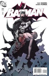 DC Comics's Batman Issue # 694