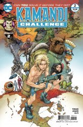 DC Comics's Kamandi Challenge Issue # 2