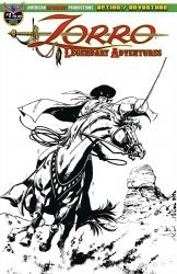 American Mythology's Zorro: Legendary Adventures Issue # 1b