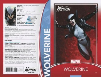 Marvel Comics's All-New Wolverine Issue # 25c