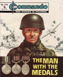 D.C. Thomson & Co.'s Commando: War Stories in Pictures Issue # 1178