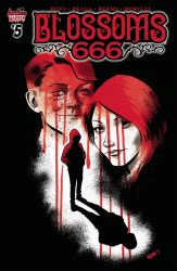 Archie Comics Group's Blossoms 666 Issue # 5b