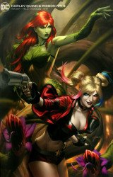 DC Comics's Harley Quinn and Poison Ivy Issue # 3unknown-b