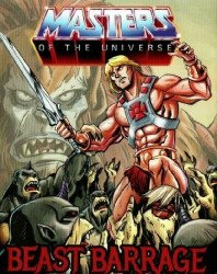 Mattel's Masters of the Universe: Beast Barrage Issue nn