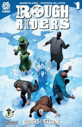 AfterShock Comics's Rough Riders: Riders on the Storm Issue # 1eccc