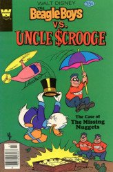 Whitman's Beagle Boys vs. Uncle Scrooge Issue # 1