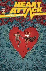 Image Comics's Heart Attack Issue # 4