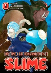 Kodansha Comics's That Time I Got Reincarnated As A Slime Soft Cover # 5