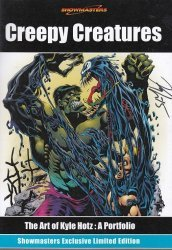 Showmasters Ltd Publisher's Creepy Creatures Soft Cover # 1